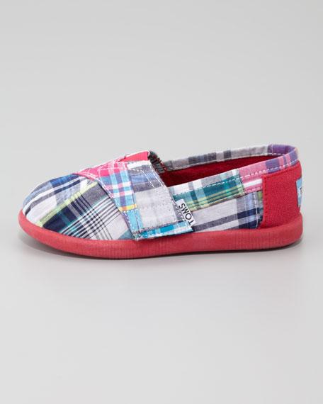 Reese Madras Slip-On, Tiny