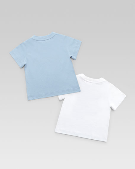 Set of Two Angels and Devils Tees