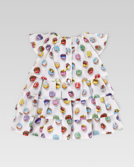Cupcake Ruffle Dress