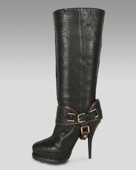 Removable-Harness Boot