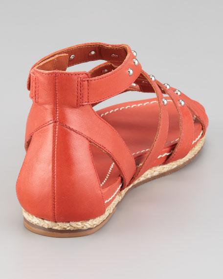 Macia Espadrille Flat Sandal
