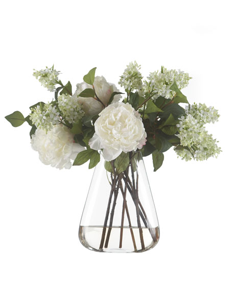 """""""White Simplicity"""" Bouquet"""