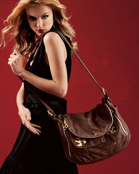 Petal to Metal Sasha Shoulder Bag