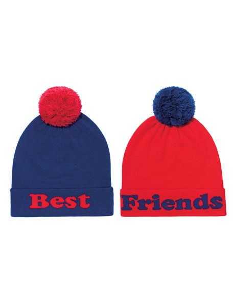 NM + Target Best Friends Hat Set