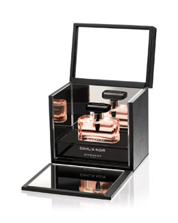 Givenchy Dahlia Noir in Baccarat Bottle