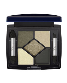 Dior Beauty Limited Edition Golden Jungle Five-Color Designer Eye Shadow