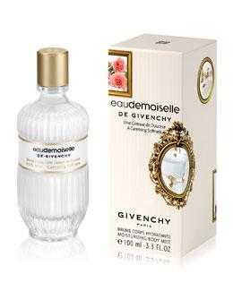 Givenchy Eaudemoiselle Moisturizing Body Mist, 3.3oz