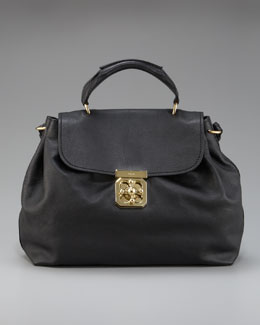 Chloe Elsie Front Flat Top Handle Bag