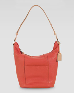 Cole Haan Crosby Shoulder Bag, Orange