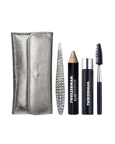 Tweezerman Mini Brow Kit