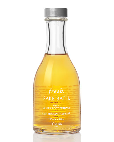 Fresh Sake Bath, 200 mL