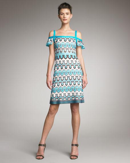 Jasmine Off-The-Shoulder Dress
