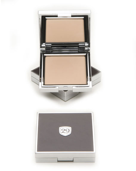 Press Finishing Powder SPF 12