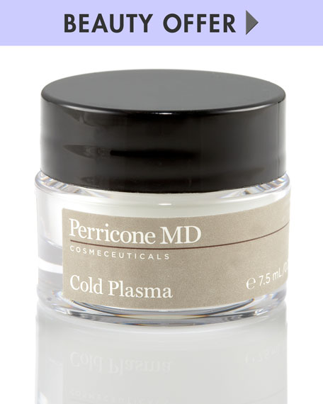 Yours with any $175 Perricone MD purchase