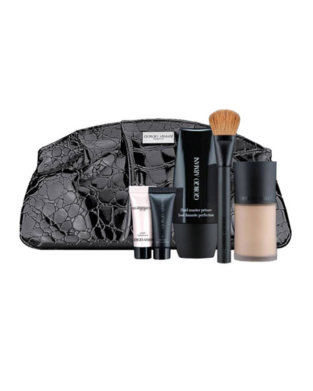 Luminous Silk Foundation Set