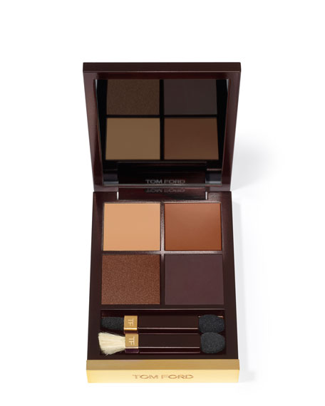 Eye Color Quad, Cognac Sable