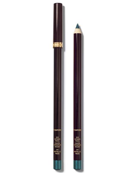 Eye Defining Pencil, Metallic Moss