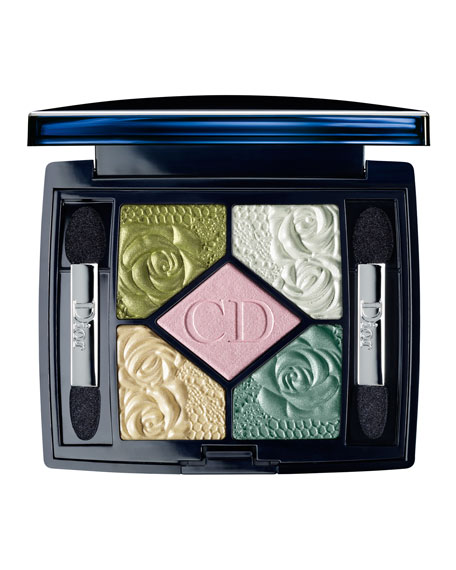 Five-Color Eye Shadow Garden Party