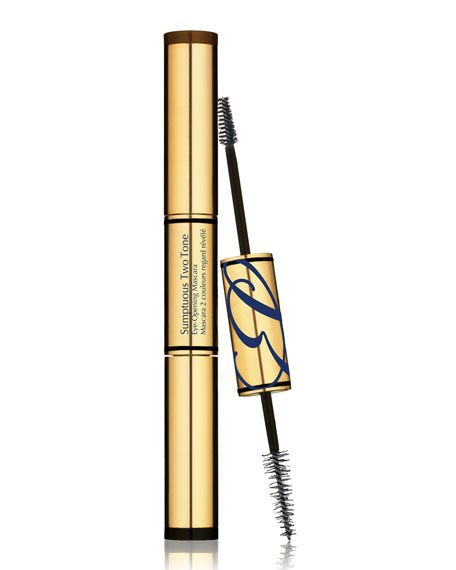 Sumptuous Two-Tone Eye Opening Mascara