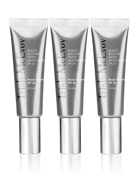 Trish McEvoy Beauty Booster Tinted Moisturizer SPF 20