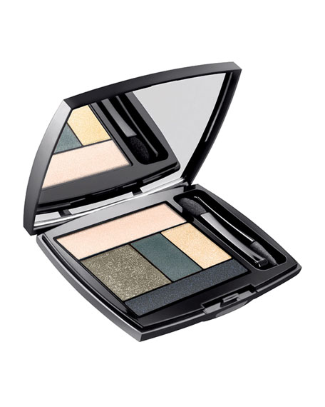 5 Pan Eyeshadow Palette, Sparkle Intoxication