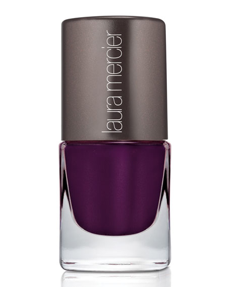 Limited Edition Nail Lacquer, Noir Glace