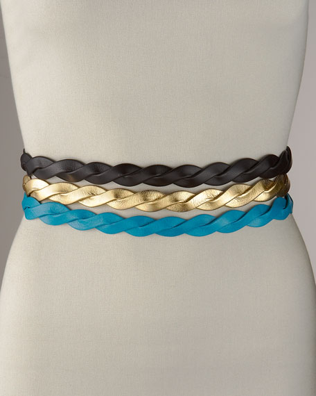 Brady Braided Belt