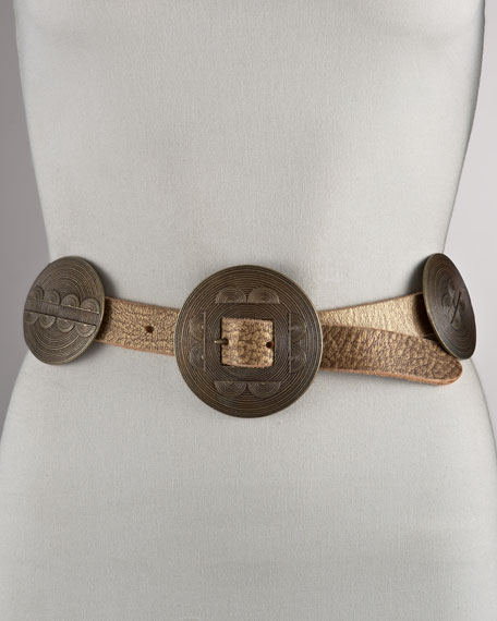 Multi-Concho Belt