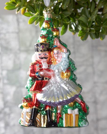 """Nutcracker Ballet"" Christmas Ornament"