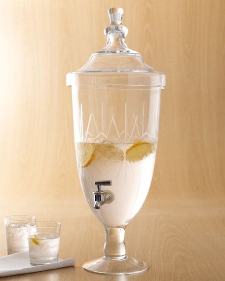 """Dublin"" Two-Gallon Beverage Server"