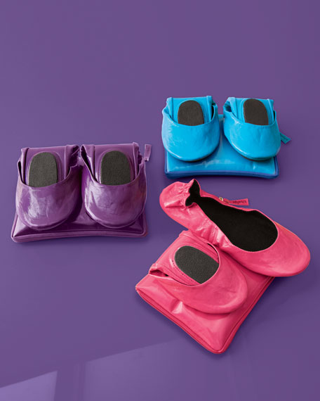 Foldable Travel Flats