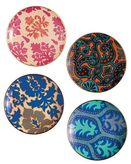 NM + Target Set of Four Dessert Plates