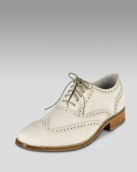 Air Colton Wing-Tip Oxford