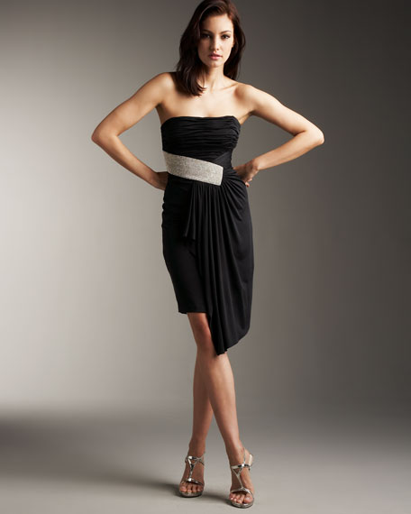 Pamela Jeweled Dress