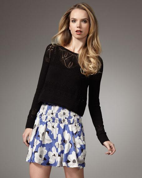 Vokko Printed Skirt