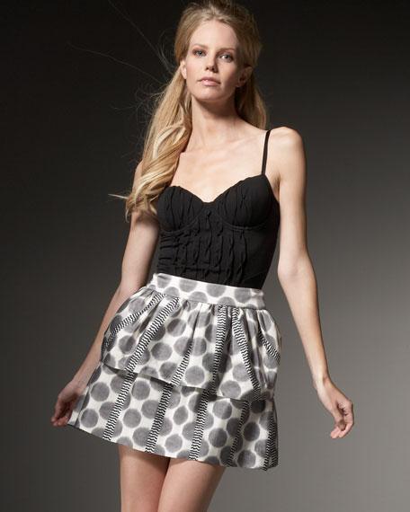 Paso Doble Dot Skirt