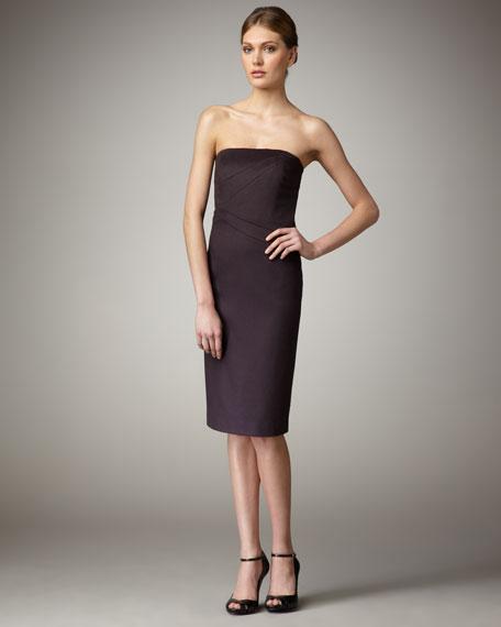 Suiting Sheath Dress