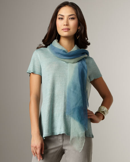 Ombre Wool Wrap