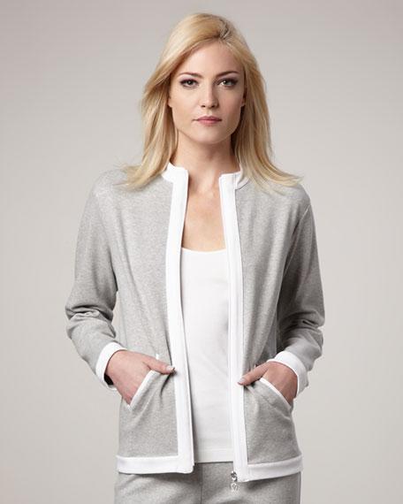 Colorblock Zip Jacket, Women's