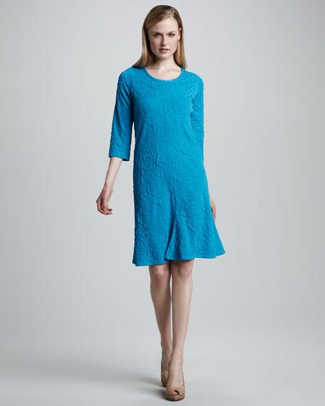 Ruffled Flippy Dress