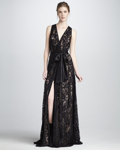 Alice Lace Gown
