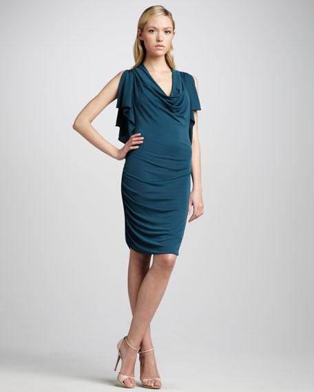 Jersey Cocktail Dress