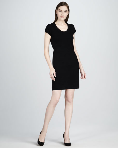 Short Cashmere Dress