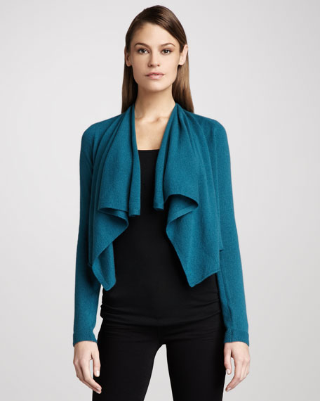 Waterfall Cashmere Bolero