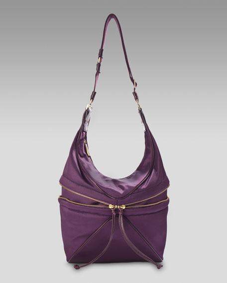 Billie Nylon Zipper Bag