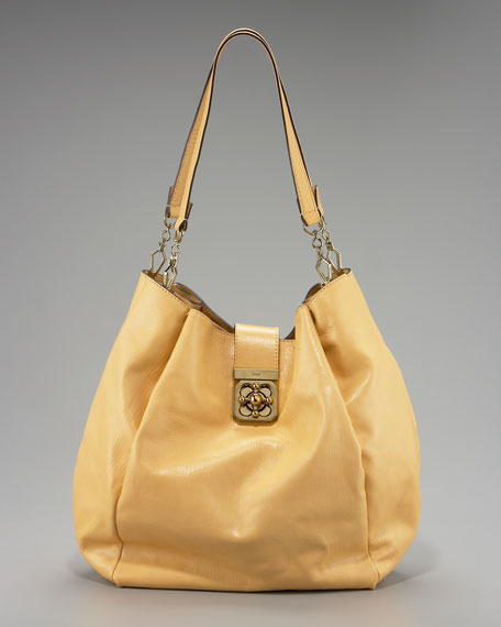 Elsie Double-Handle Tote