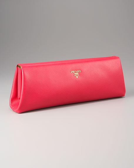 fake prada handbag - Prada Saffiano Lux Clutch