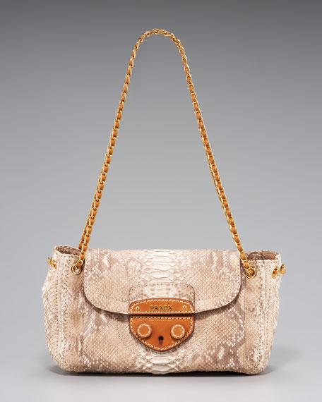 Python Chain Shoulder Bag