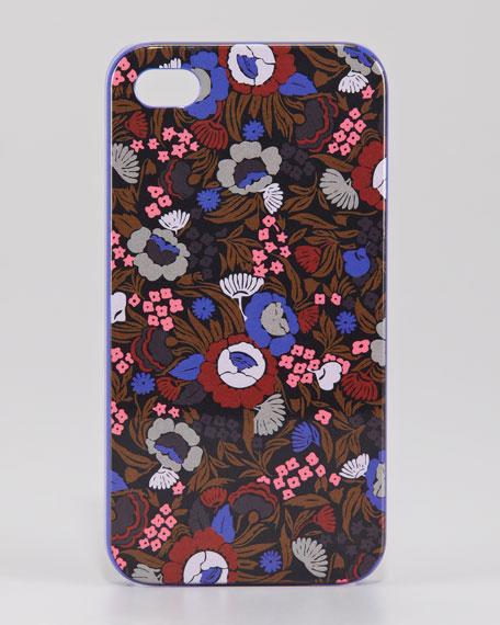 Wallpaper Floral iPhone 4 Case