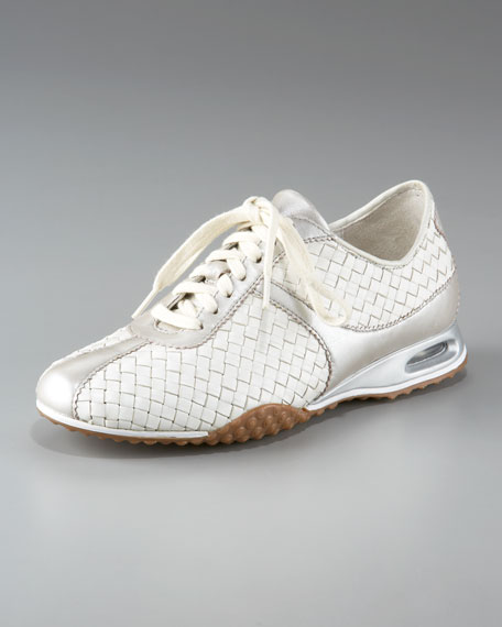 Air Bria Woven Oxford Sneaker
